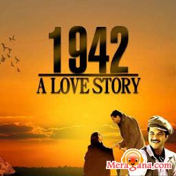 Poster of 1942 A Love Story (1993)