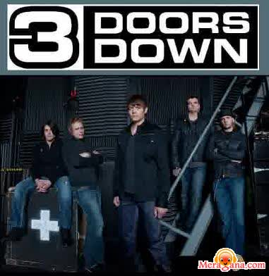 Poster of 3 Doors Down - (English)