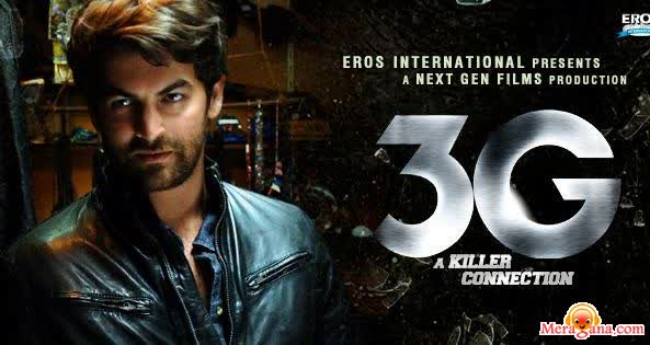 Poster of 3G (A Killer Connection) (2013) - (Hindi Film)