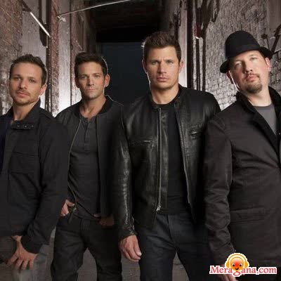 Poster of 98 Degrees - (English)