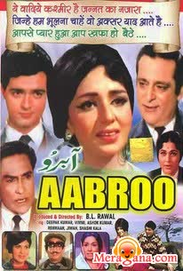 Poster of Aabroo (1968) - (Hindi Film)