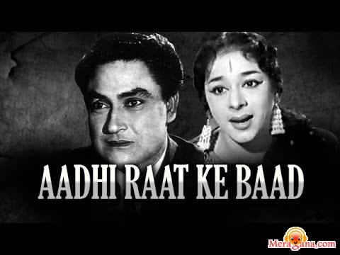 Poster of Aadhi Raat Ke Baad (1965) - (Hindi Film)