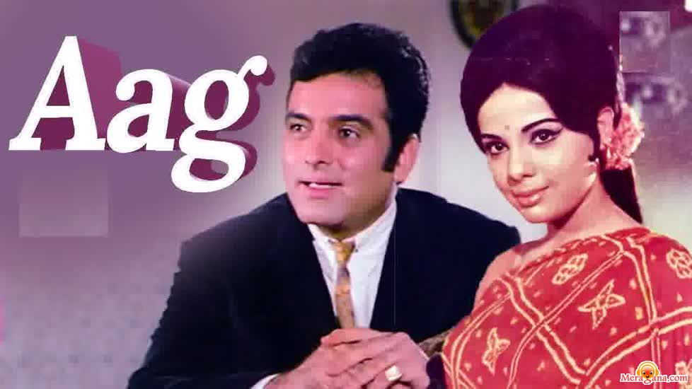 Poster of Aag (1967)