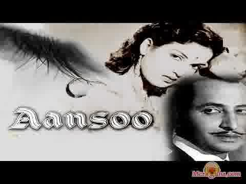 Poster of Aansoo (1953)