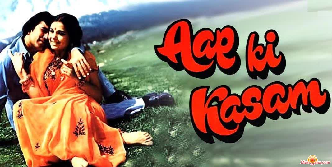 Poster of Aap Ki Kasam (1974) - (Hindi Film)