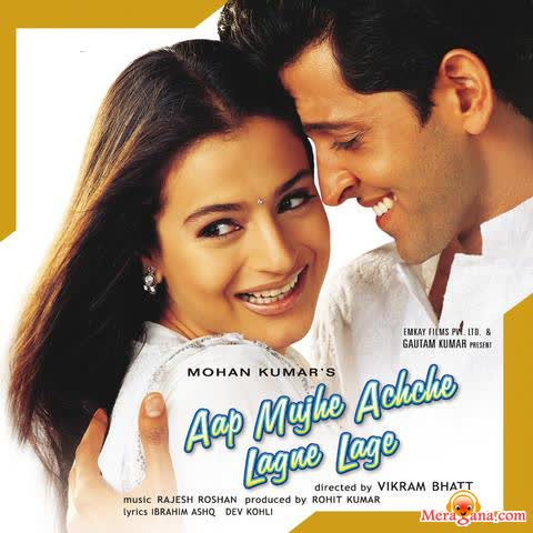 Poster of Aap Mujhe Achche Lagne Lage (2002) - (Hindi Film)
