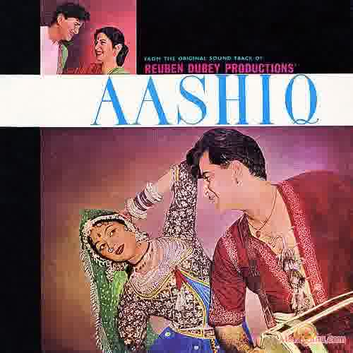Poster of Aashiq+(1962)+-+(Hindi+Film)