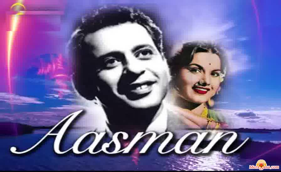 Poster of Aasmaan (1952)