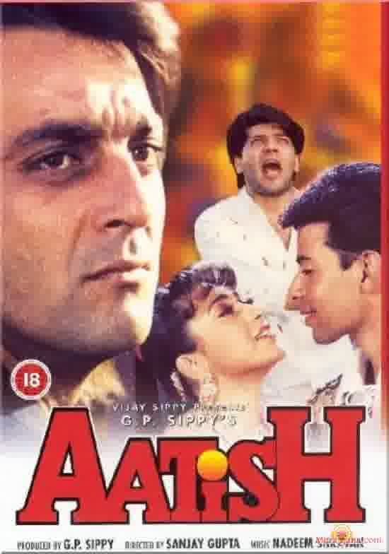 Poster of Aatish (1994)