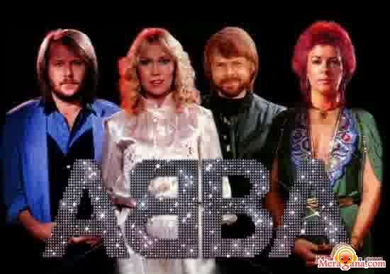 Poster of Abba - (English)