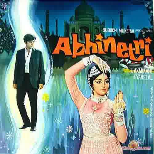 Poster of Abhinetri (1970) - (Hindi Film)
