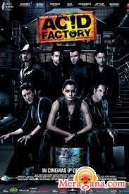 Poster of Acid Factory (2009) - (Hindi Film)