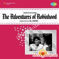 Poster of Adventures Of Robinhood (1965)