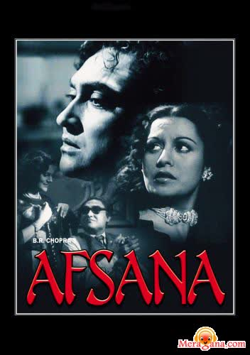 Poster of Afsana (1951)