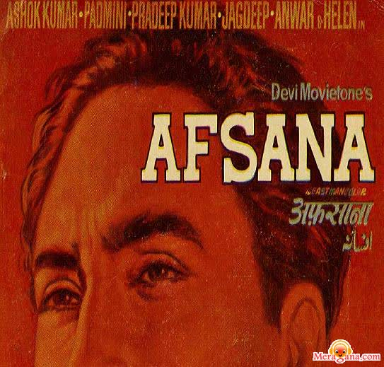 Poster of Afsana+(1966)+-+(Hindi+Film)
