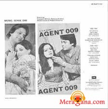 Poster of Agent 009 (1980) - (Hindi Film)