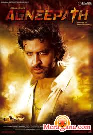 Poster of Agneepath (2012) - (Hindi Film)