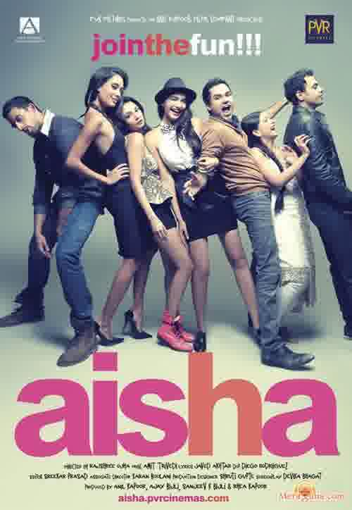 Poster of Aisha (2010) - (Hindi Film)
