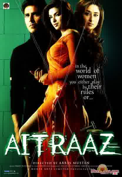 Poster of Aitraaz (2004) - (Hindi Film)