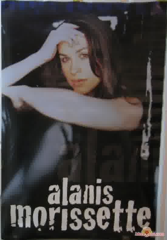 Poster of Alanis Morissette - (English)