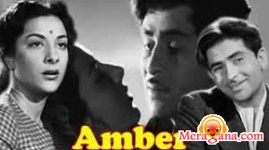 Poster of Amber (1952) - (Hindi Film)