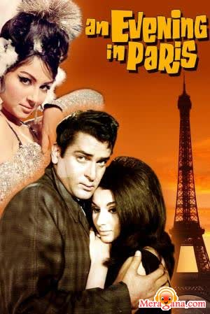 Poster of An+Evening+In+Paris+(1967)+-+(Hindi+Film)