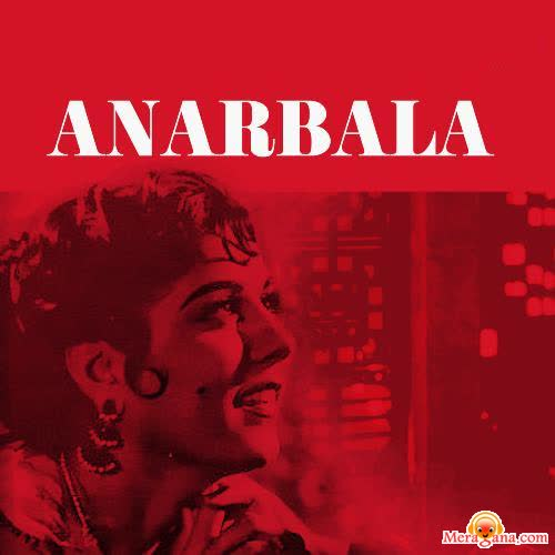 Poster of Anarbala (1961)