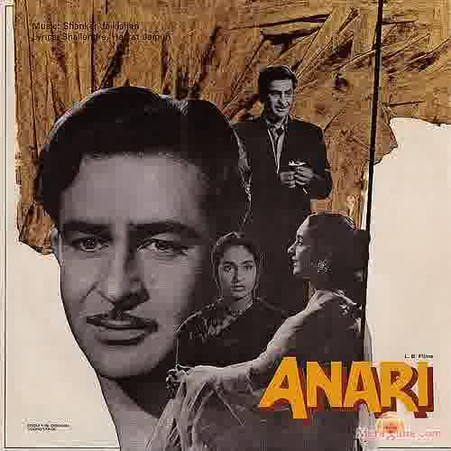 Poster of Anari+(1959)+-+(Hindi+Film)