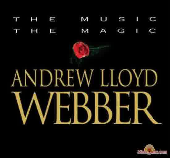 Poster of Andrew Lloyd Webber - (English)