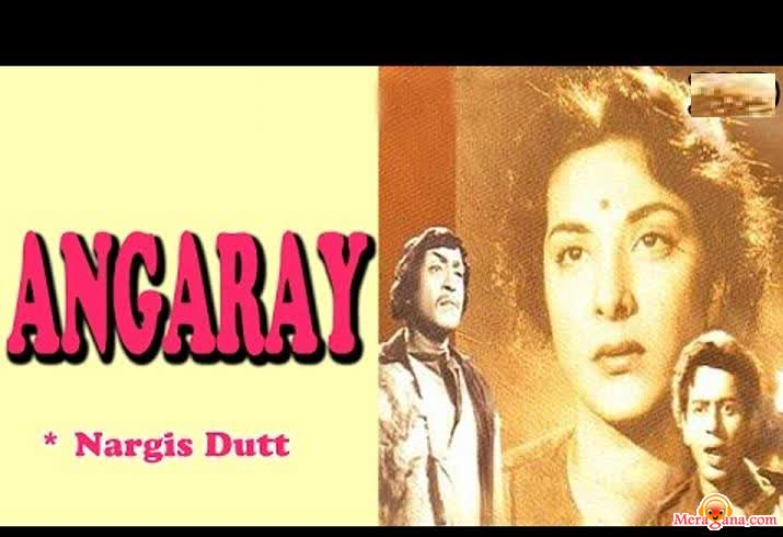 Poster of Angaray (1954)