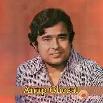 Poster of Anup Ghoshal - (Bengali Modern Songs)