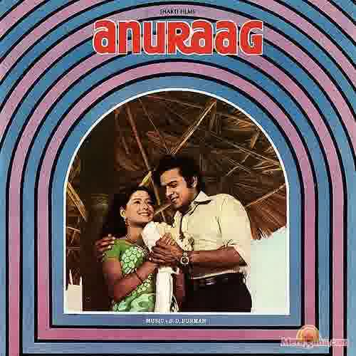 Poster of Anuraag (1972) - (Hindi Film)