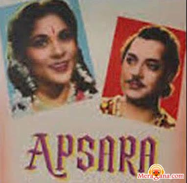 Poster of Apsara (1961)