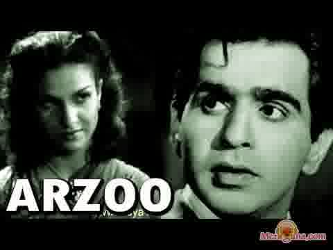Poster of Arzoo (1950) - (Hindi Film)