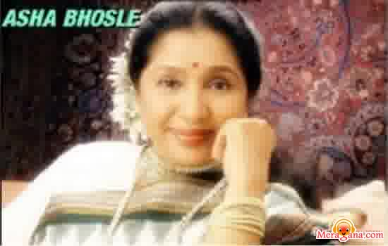 Poster of Asha Bhosle - (Hindi Non Film)