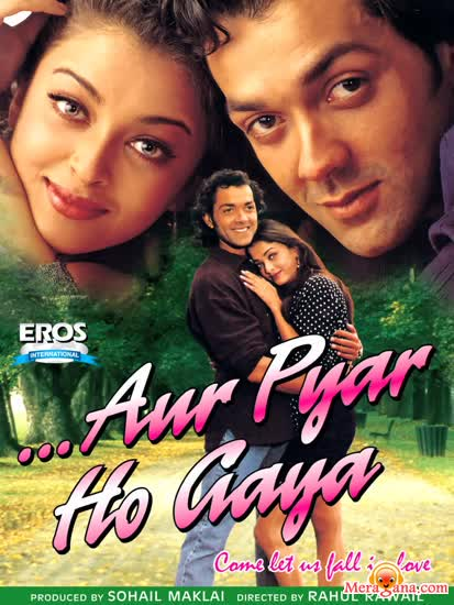 Poster of Aur Pyar Ho Gaya (1997) - (Hindi Film)