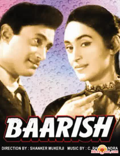 Poster of Baarish (1957) - (Hindi Film)