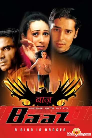 Poster of Baaz (A Bird In Danger) (2003)