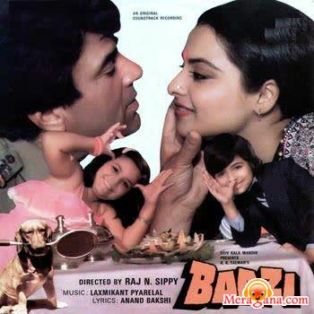 Poster of Baazi (1968) - (Hindi Film)