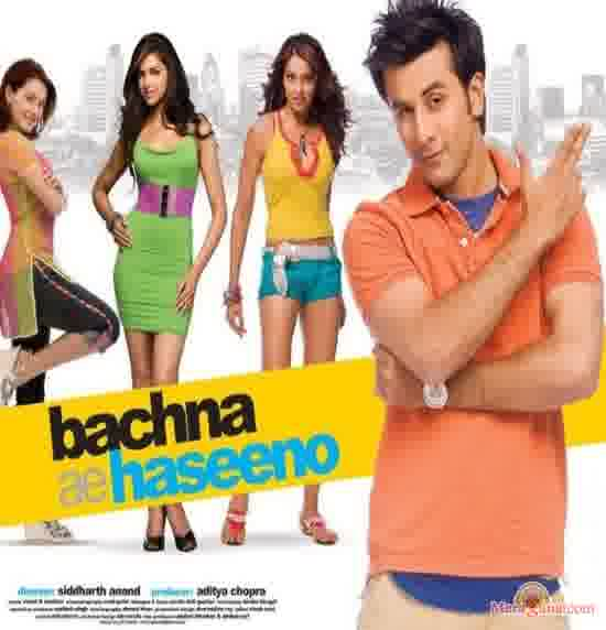 Poster of Bachna Ae Haseeno (2008) - (Hindi Film)