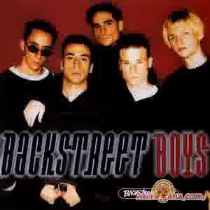 Poster of Backstreet Boys - (English)