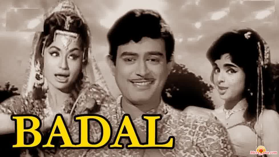 Poster of Badal+(1966)+-+(Hindi+Film)