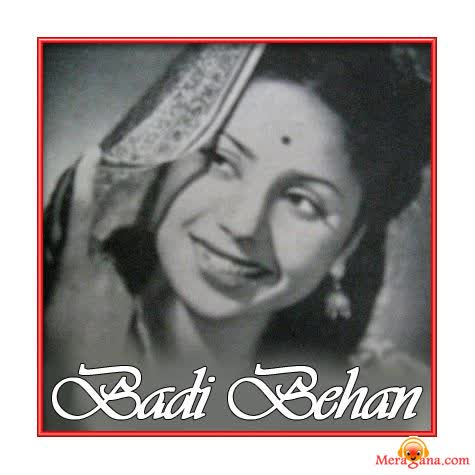Poster of Badi Bahen (1950) - (Hindi Film)