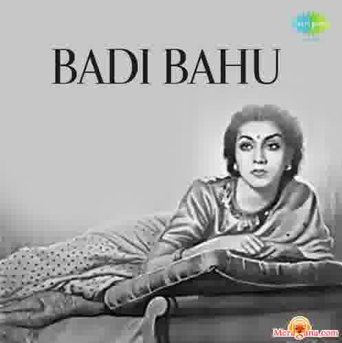 Poster of Badi Bahu (1951)