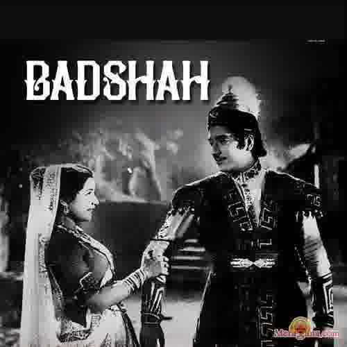 Poster of Badshah (1954) - (Hindi Film)