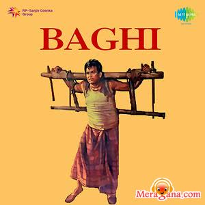 Poster of Baghi (1953) - (Hindi Film)
