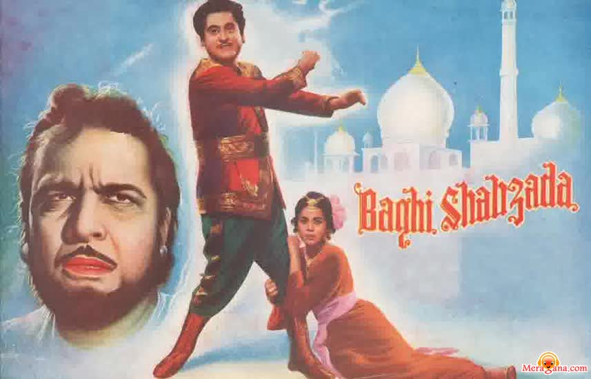 Poster of Baghi Shahzada (1963) - (Hindi Film)