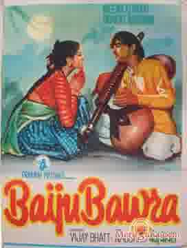 Poster of Baiju Bawra (1952) - (Hindi Film)