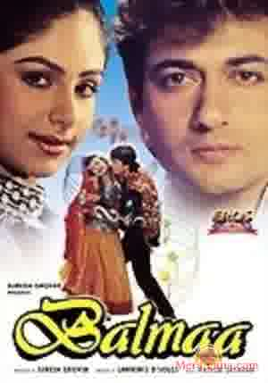 Poster of Balmaa (1993) - (Hindi Film)