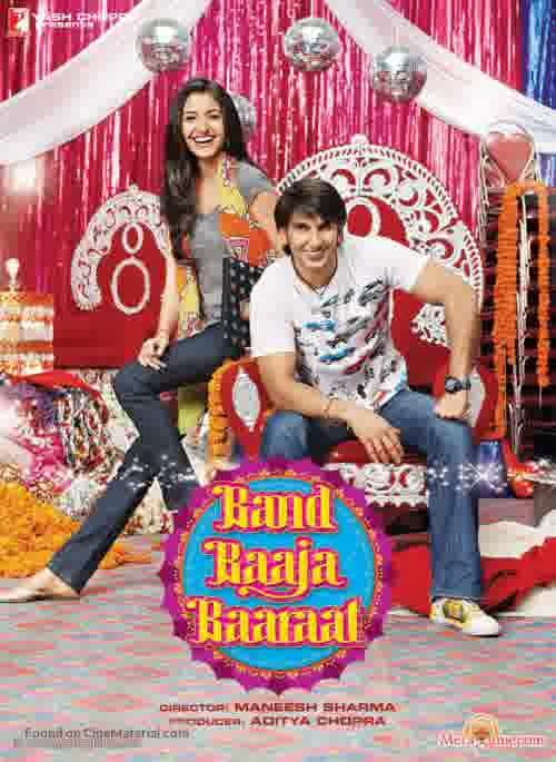 Poster of Band Baaja Baaraat (2010)